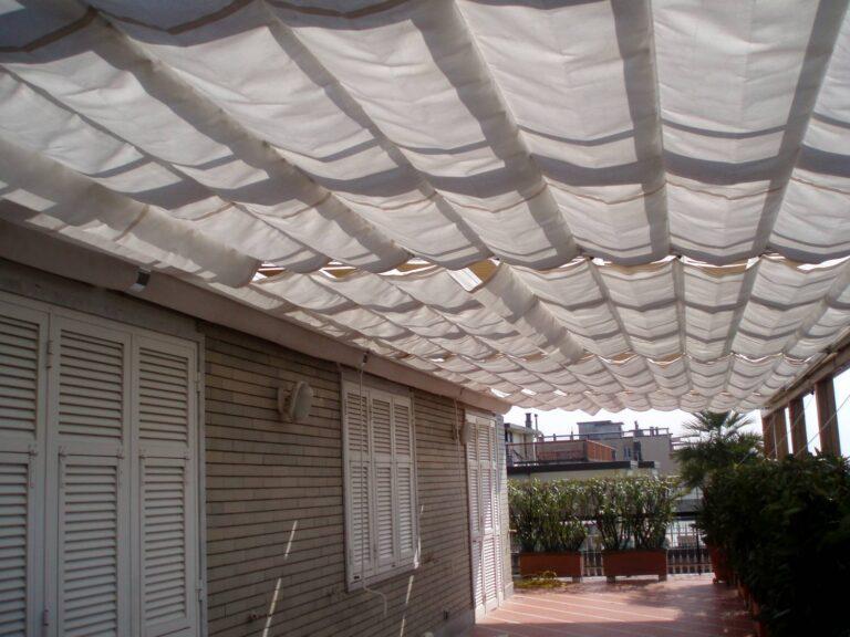 copertura tenda a pacchetto